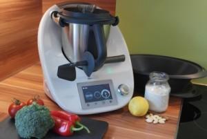 Thermomix TM5, Multitalent-Küchengerät, Gemüse
